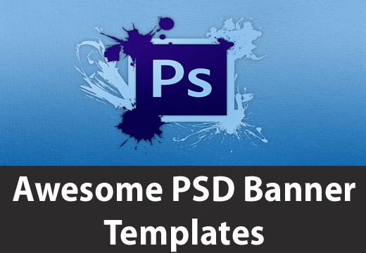 custom banner ad templates awesome psd banner templates