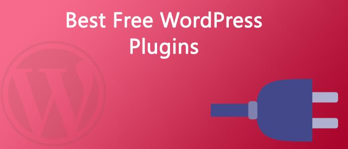 5 Best Free WordPress Plugins in 2015 (So Far)