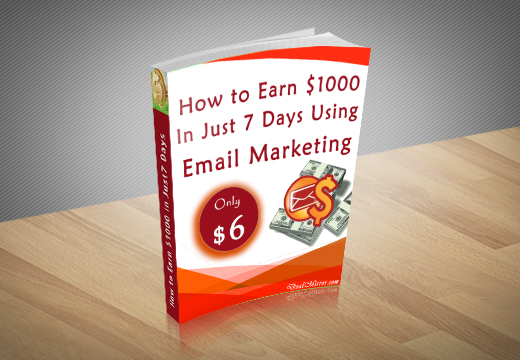 How To Earn $1000 In Just 7 Days Using Email Marketing