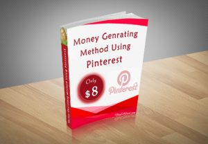 Money Generating Methods Using Pinterest
