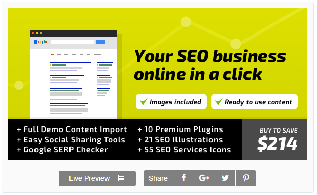 SEO WP: Online Marketing, SEO, Social Media Agency