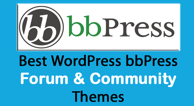 12+ Best WordPress bbPress Forum & Community Themes 2016 (Free and Premium)