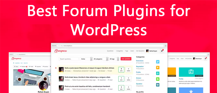 10 Best Forum Plugins for WordPress