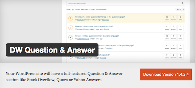 dw-question-answers-wp-plugin
