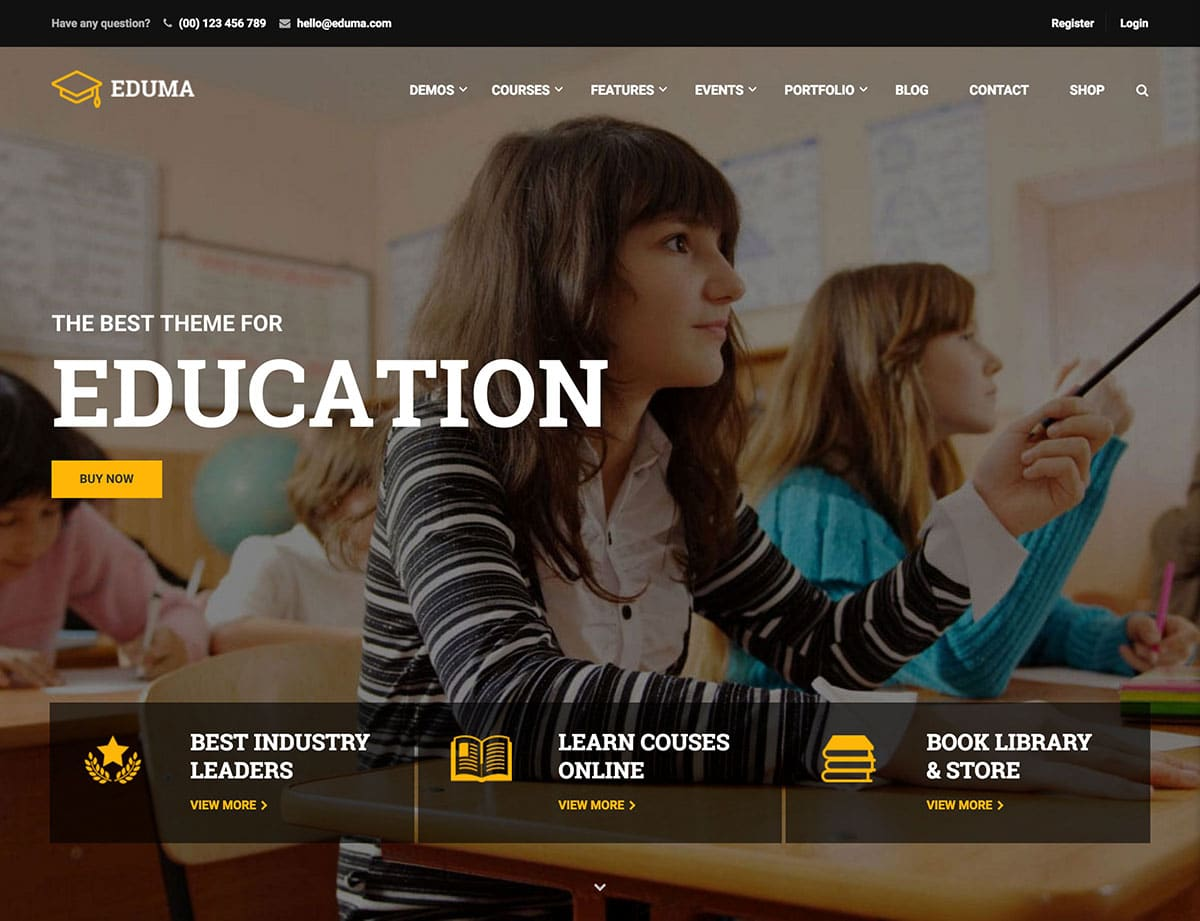 education-wp-theme