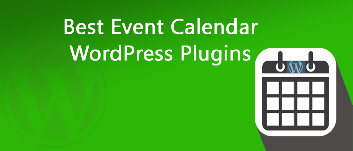 10 Best Event Calendar WordPress Plugins For Website 2018