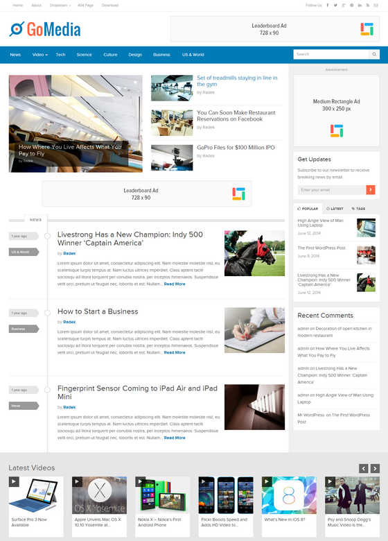 gomedia-wp-theme