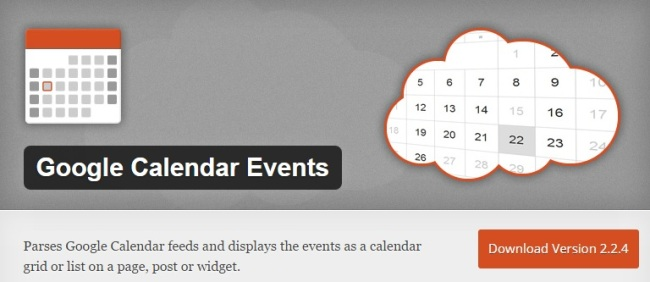 google-calendar-events-wp-plugin