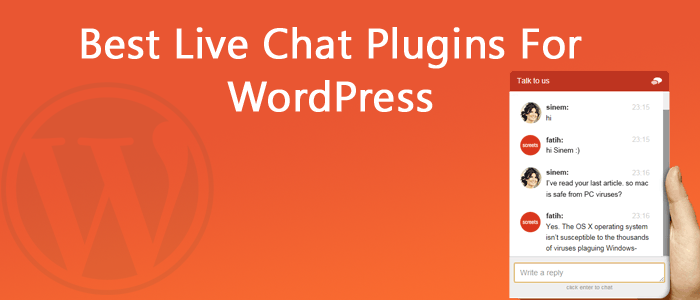 5 Best Live Chat Plugins For WordPress 2018