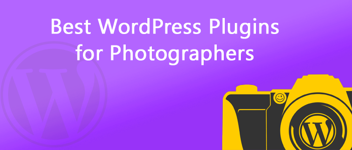 10+ Best WordPress Plugins for Photographers 2018