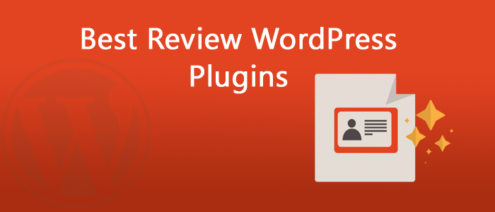 10 Best Review WordPress Plugins 2018