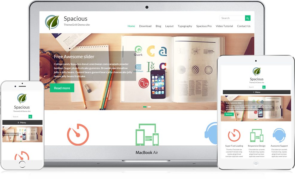 spacious-wp-theme
