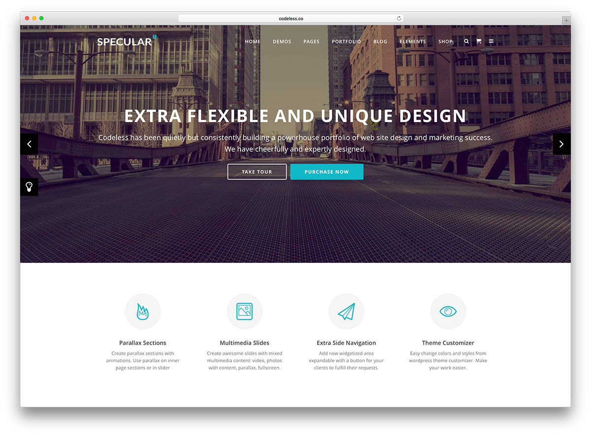 specular-wp-theme
