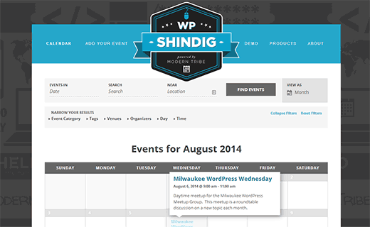 the-events-calendar-wp-plugin