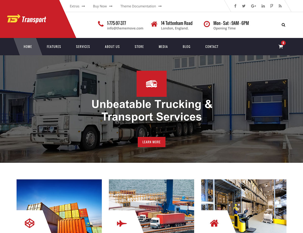 transport-wp-theme