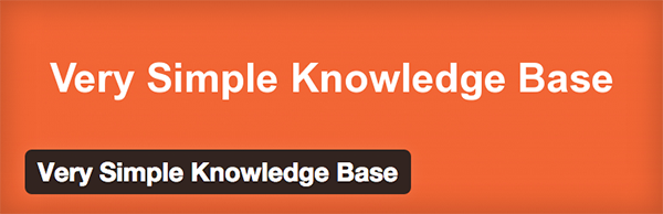 very-simple-knowledge-base-wp-plugin