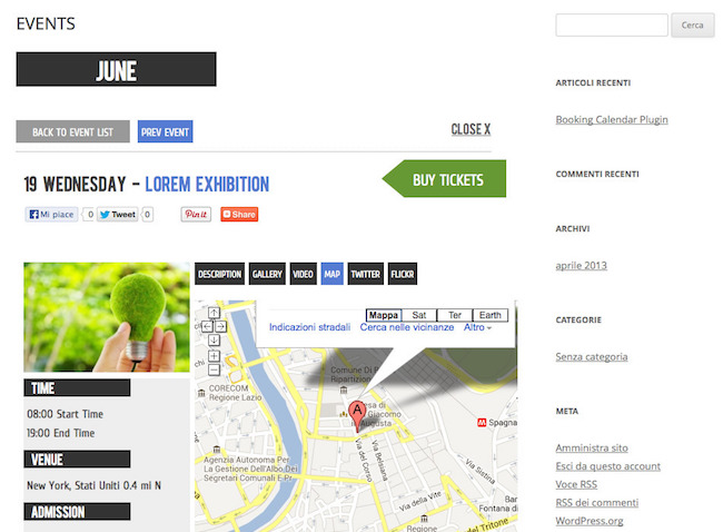 wp-events-calendar-wp-plugin