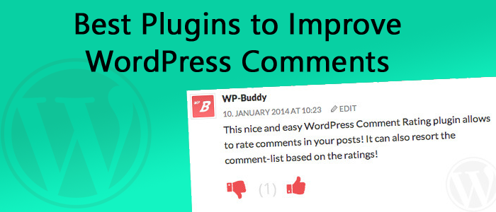 15 Best Plugins to Improve WordPress Comments 2018