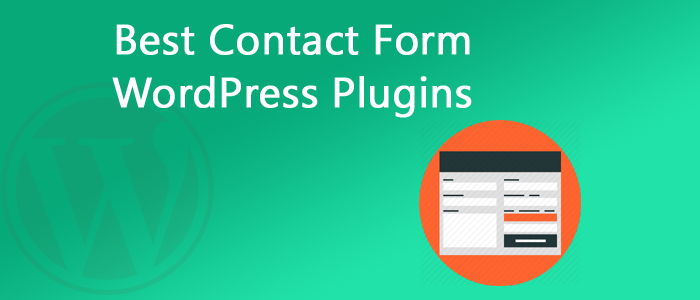 10 Best Contact Form WordPress Plugins 2018