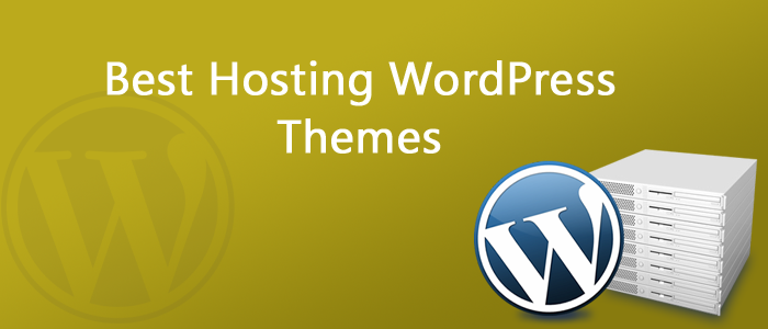 10 Best Hosting WordPress Themes 2018 (Free and Premium)