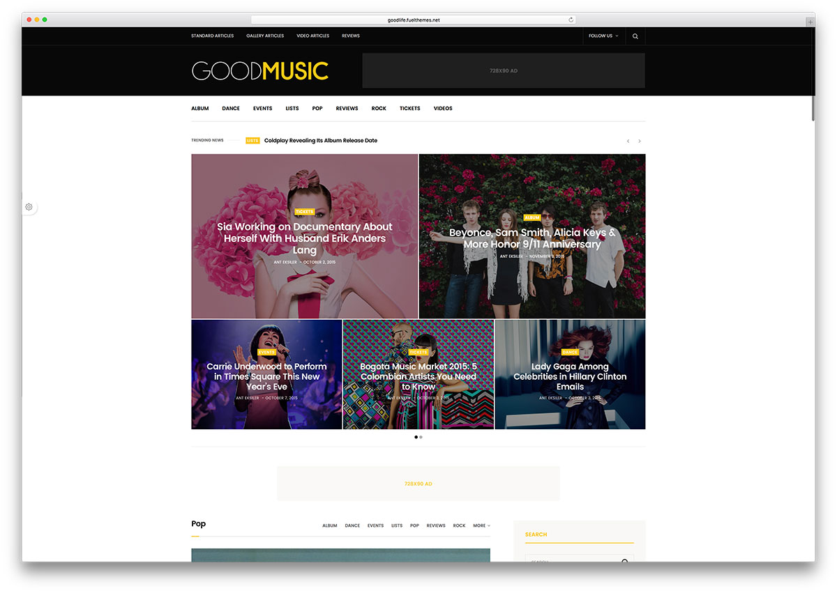 goodlife-wp-theme