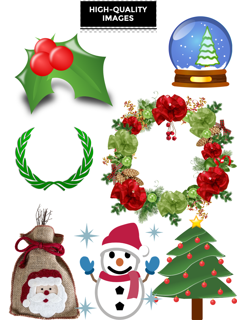 50-cutout-christmas-objects