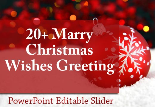 20+ Marry Christmas Wishes Greeting