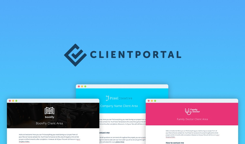 ClientPortal Lifetime Deal