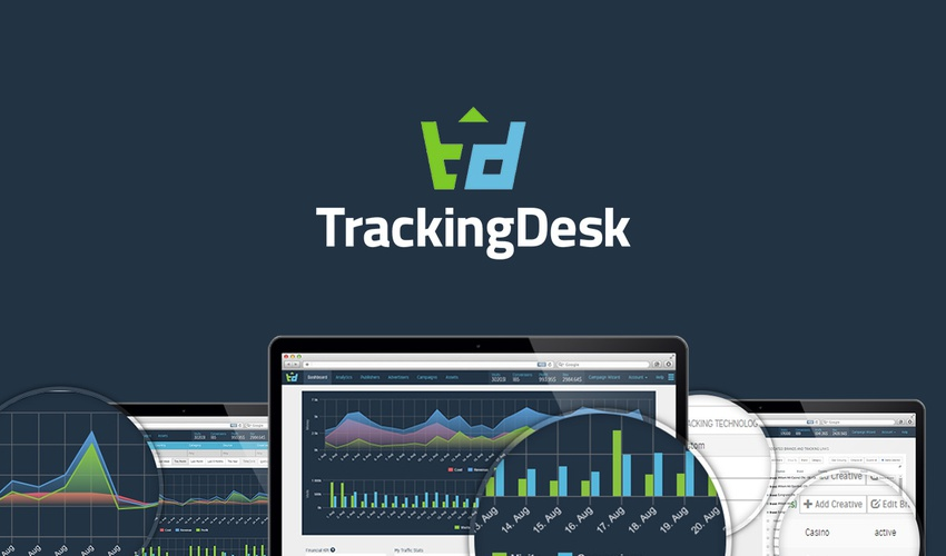 Lifetime Deal TrackingDesk