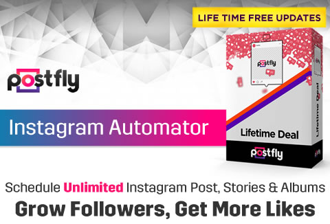 PostFly -Instagram Marketing Software Lifetime Deal