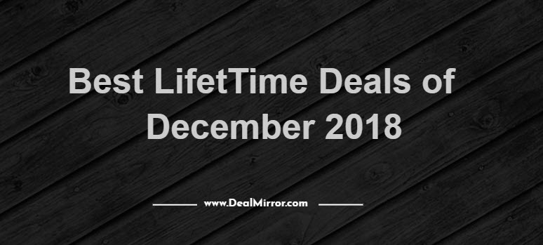 Best Lifetime Deals of December 2018