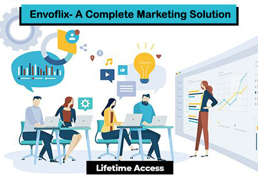 Envoflix- A Complete Automation Marketing System