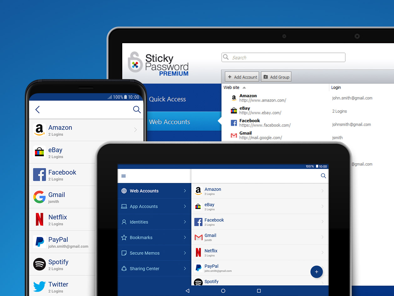 Sticky password lifetime deal