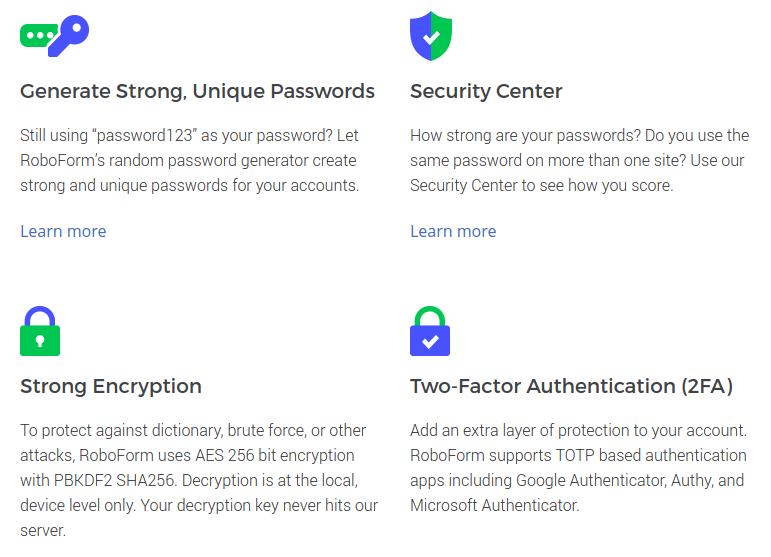 Roboform : Your Personal Password Protector - Personal Plan