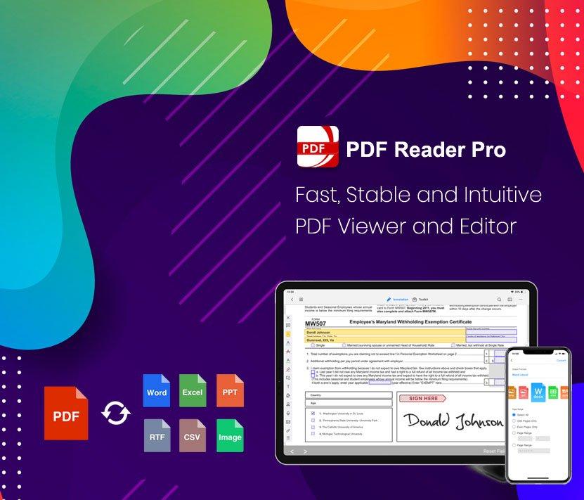 PDFReader Pro Lifetime Deal