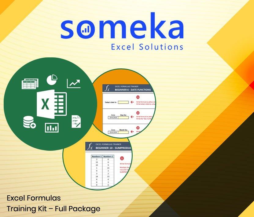 Someka Excel Solution