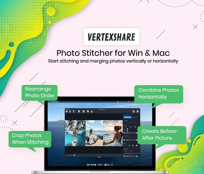 Photo Stitcher Lifetime Deal