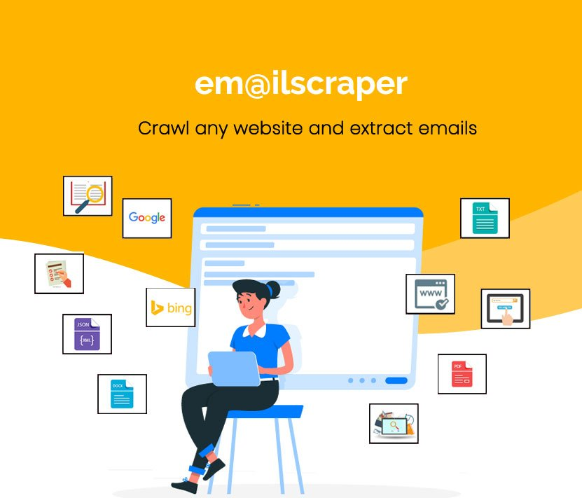 EmailScraper Lifetime Deal is the most powerful web-based tool