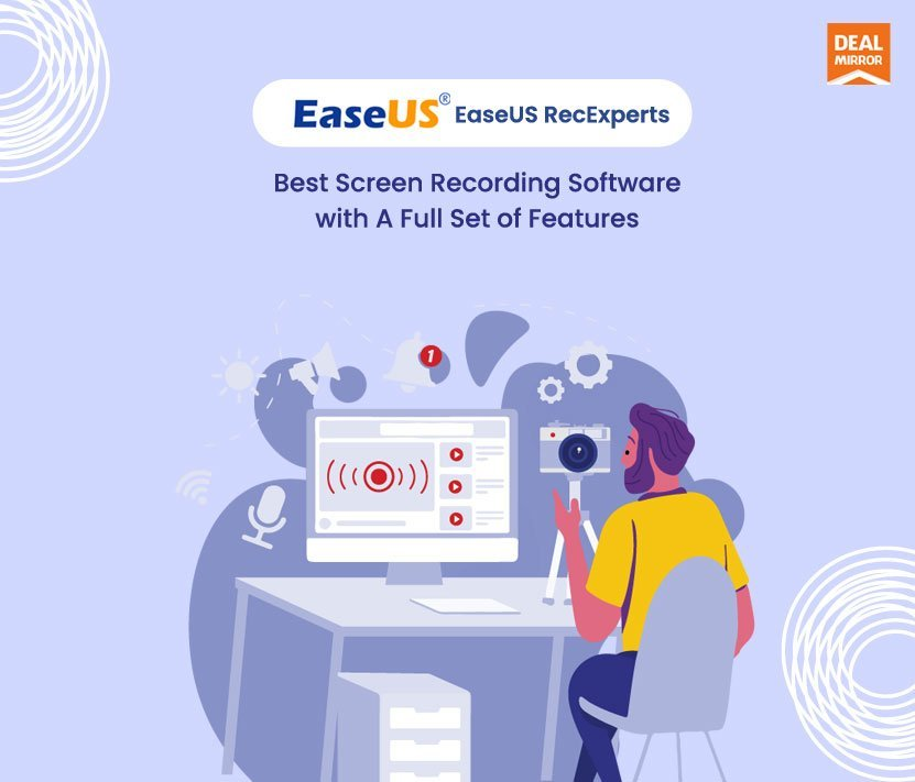 EaseUS RecExperts Lifetime Deal