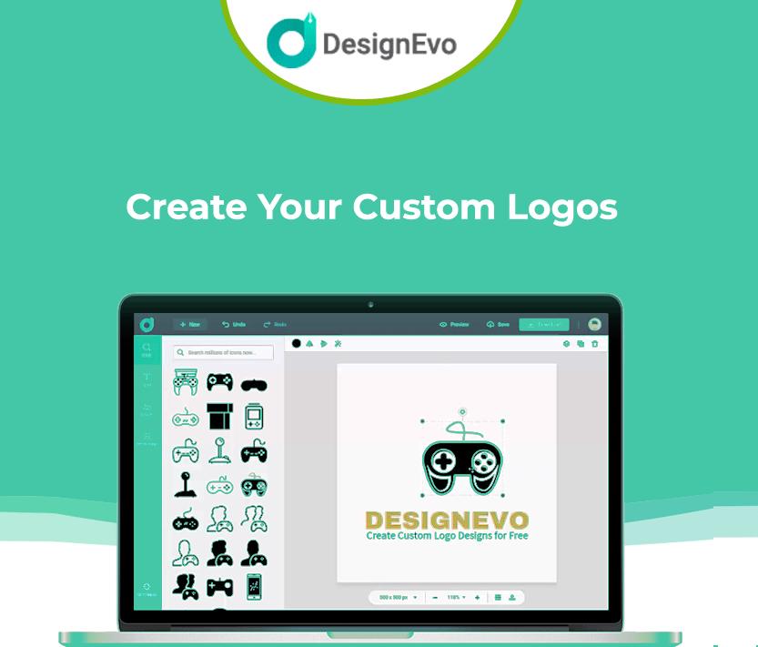 DesignEvo Lifetime Deal | Best online logo maker | [For Lifetime]