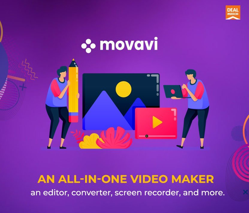 Movavi Lifetime Deal-Pay Once And Never Again