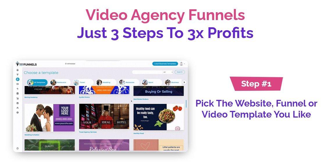Video Funnels Agency Deal