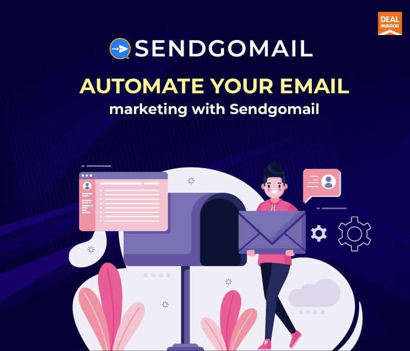 Sendgomail Lifetime Deal