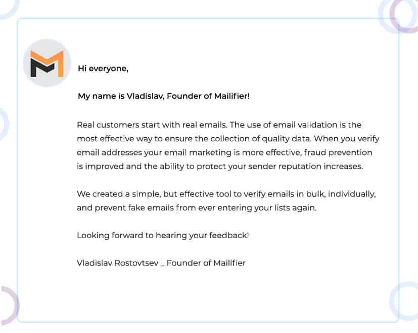 Mailifier Lifetime Deal