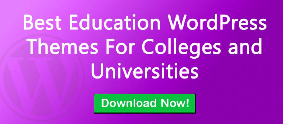 5 Best Education WordPress Themes For Colleges and Universities